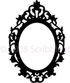 77bcc60b5fa9a6b56a45477d0592a65c Jpg 236 276 Fancy Mirrors Mirror Ornate Frame