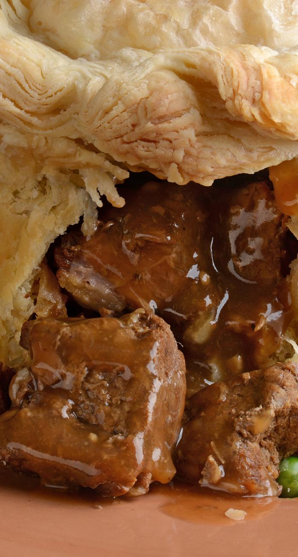 Slow Cooker Steak Kidney Pie Recipe | Magic Skillet ...