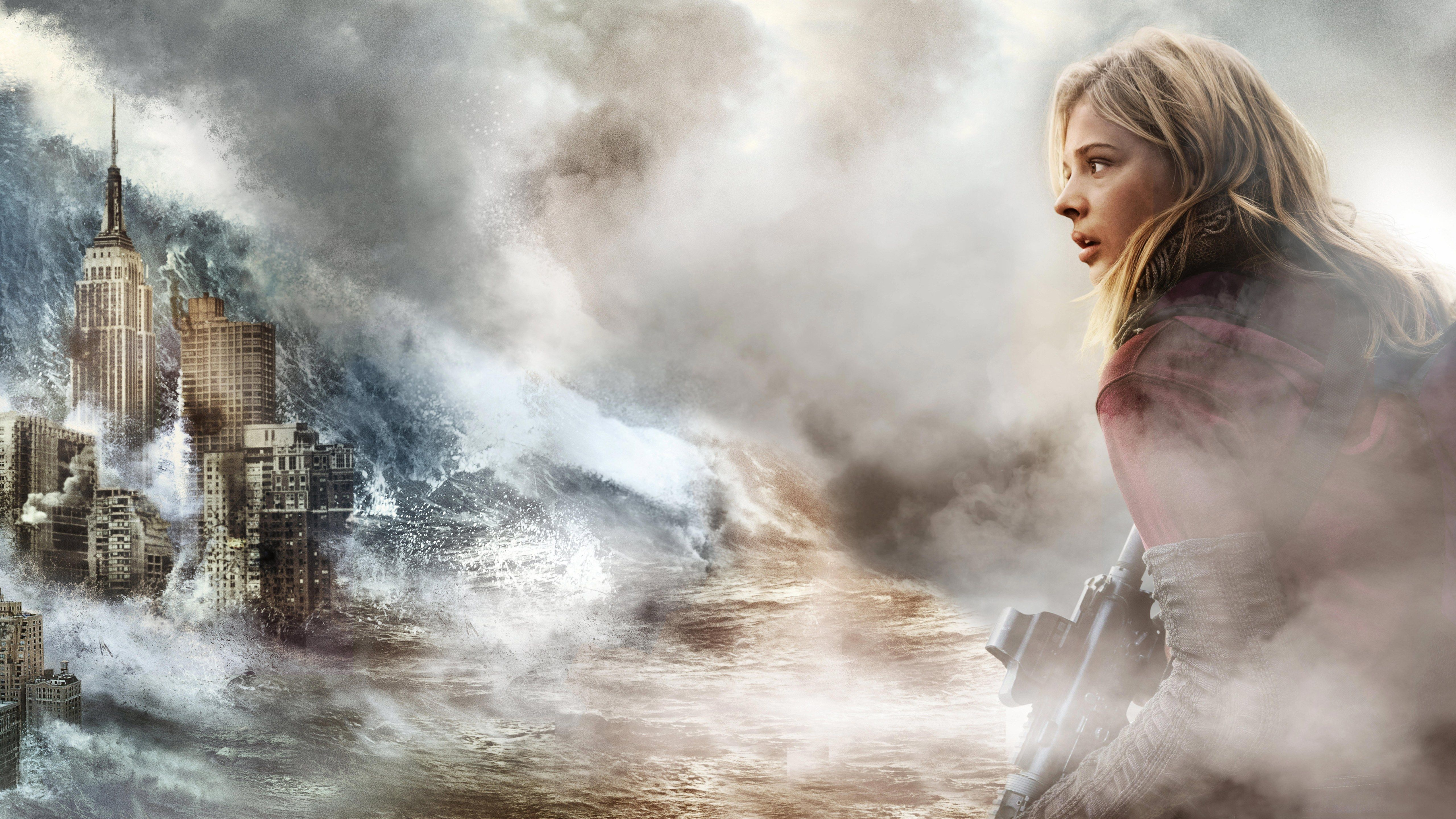 Wave Wallpaper High Resolution The 5th Wave Mo...