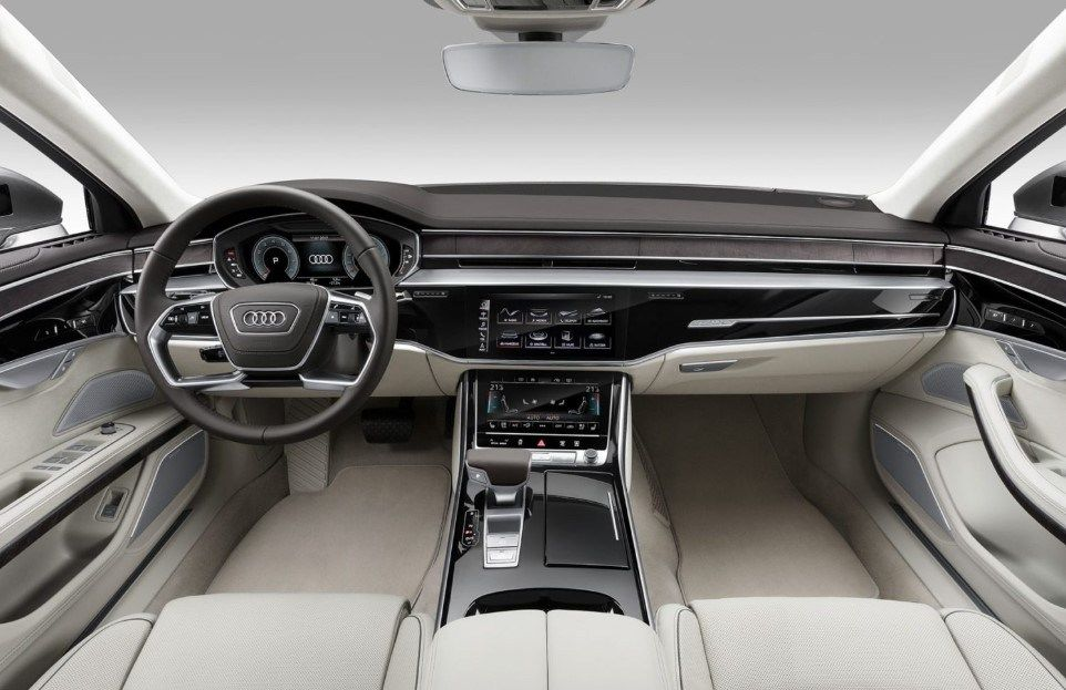 2019 Audi Q7 Dashboard And Device Audi A8 Audi Q7 Interior Audi A8 Price