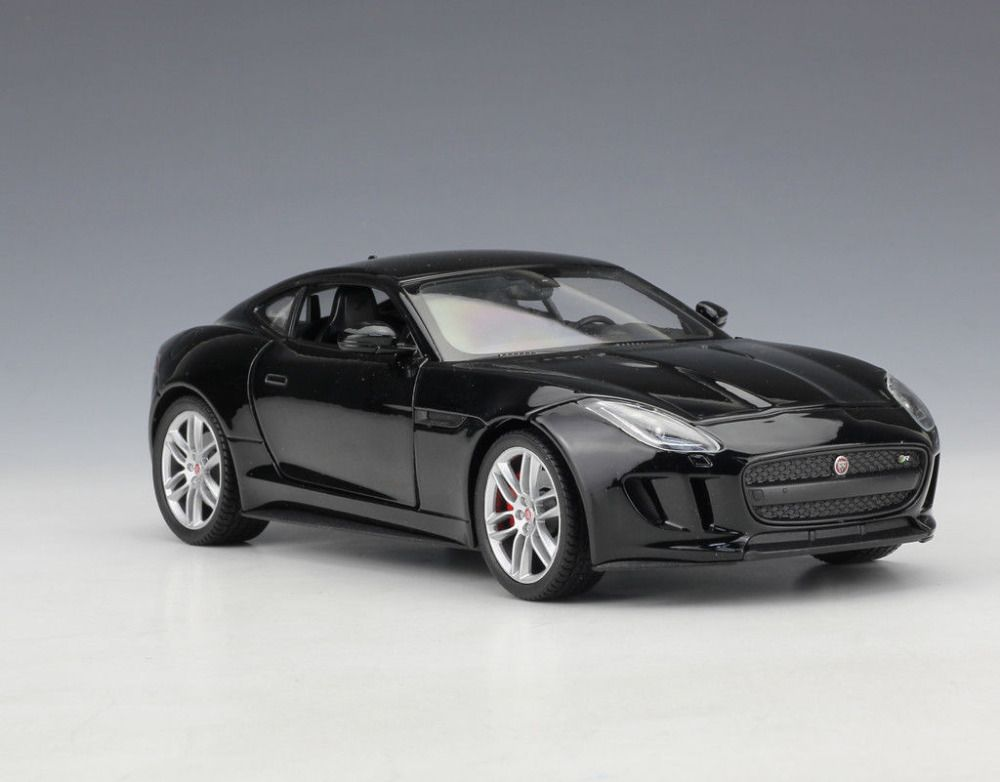 Click To Buy Welly 1 24 Jaguar F Type F Type Ft Coupe Diecast Model Sports Racing Car Toy New In Box Free Sports Car Racing Jaguar F Type Diecast Models