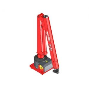 Maxilift | Minicrane ANT M50 - Capacity: 0,5 tm | Easy to install and remove | Versions, tecnical data, accessories