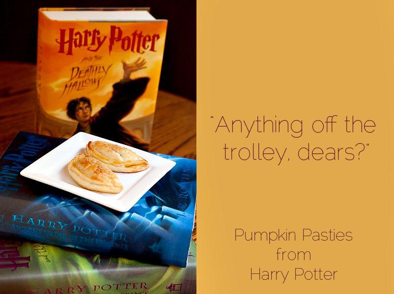 Pumpkin Pasties From Harry Potter Brownie Bites Blog Recipe Pumpkin Pasties Harry Potter Food Pumpkin