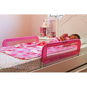 Dream On Me Bed Rail In Pink Misc By Kimberly Mccullough