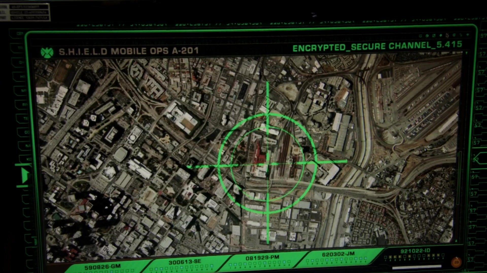 Episode 1: Pilot - Agents of S H I E L D S01E01 Pilot 1080p SCREENCAPS KISSTHEMGOODBYE NET 1329 - Agents of S.H.I.E.L.D. Screencaps