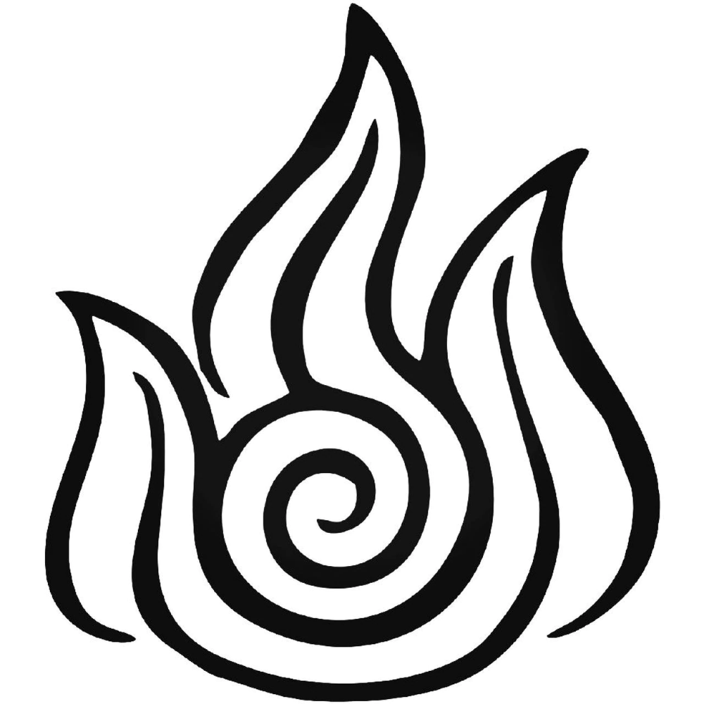 Symbols For Fire Google Search Fire Nation Symbol Fire Nation Avatar Tattoo