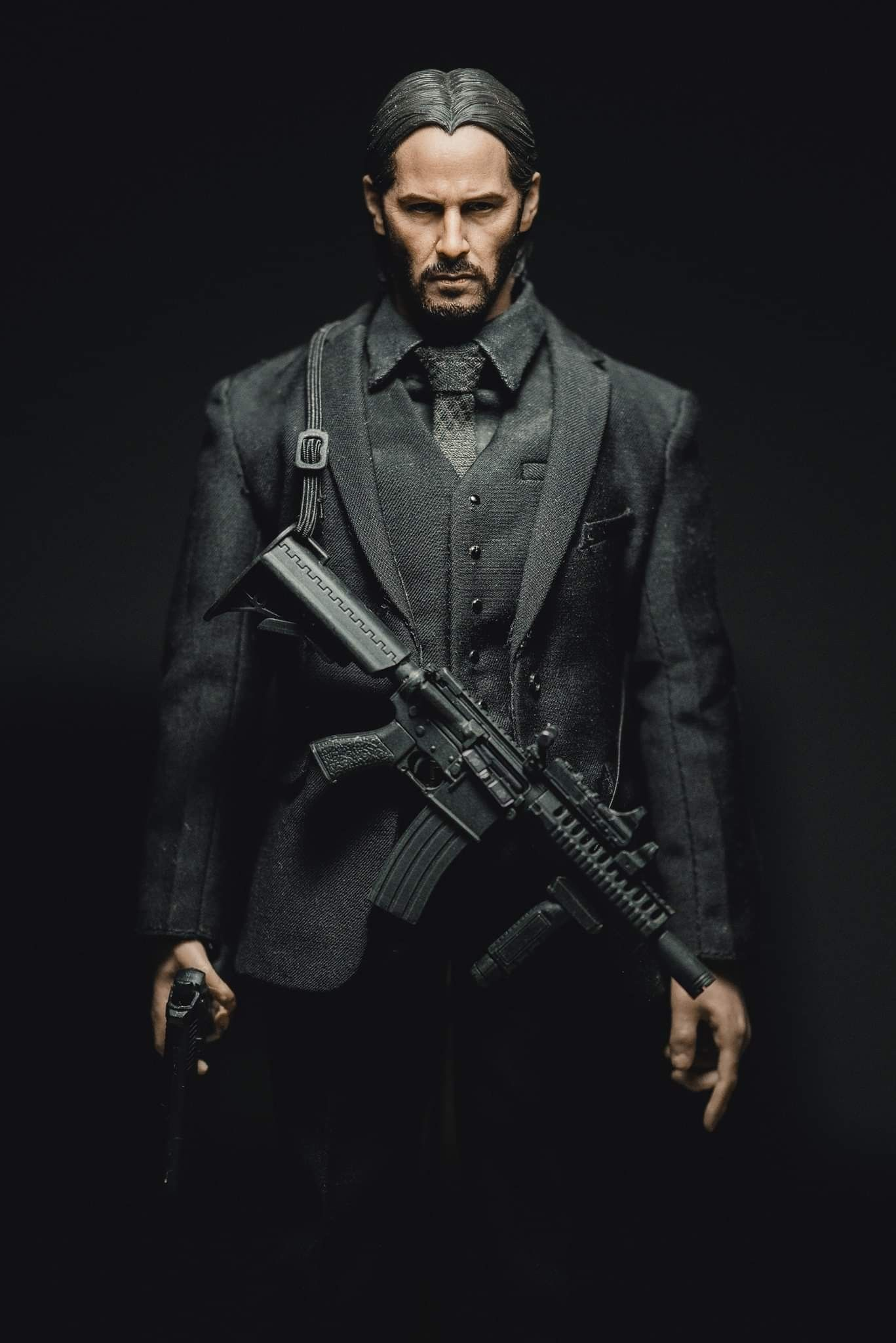 Pin By Toyztactic On 1 6 Scale Kustoms John Wick Movie Keanu Reeves Keanu Reeves John Wick