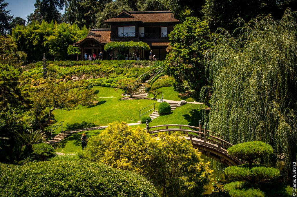 Superieur The Huntington Library And Botanical Gardens [Los Angeles] By Diane, A  Broad (