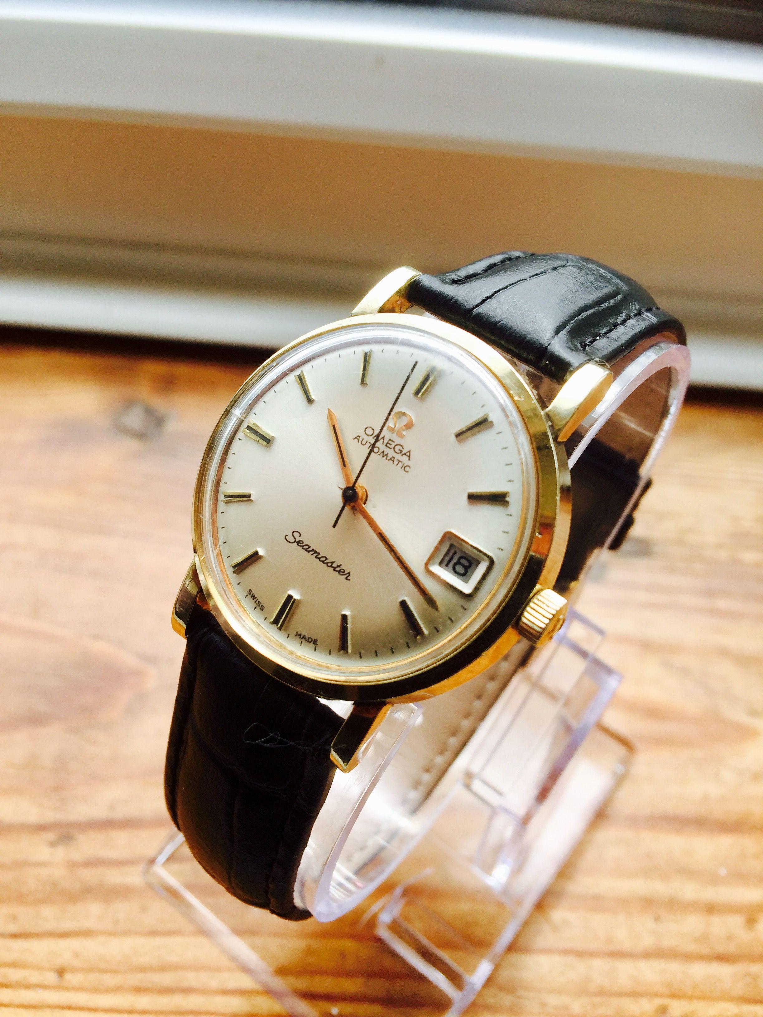 50779268524 Omega vintage watch