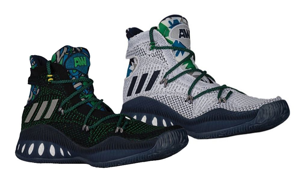 quality design ca633 6908a Andrew Wiggins Will Wear These adidas Crazy Explosive PEs - WearTesters