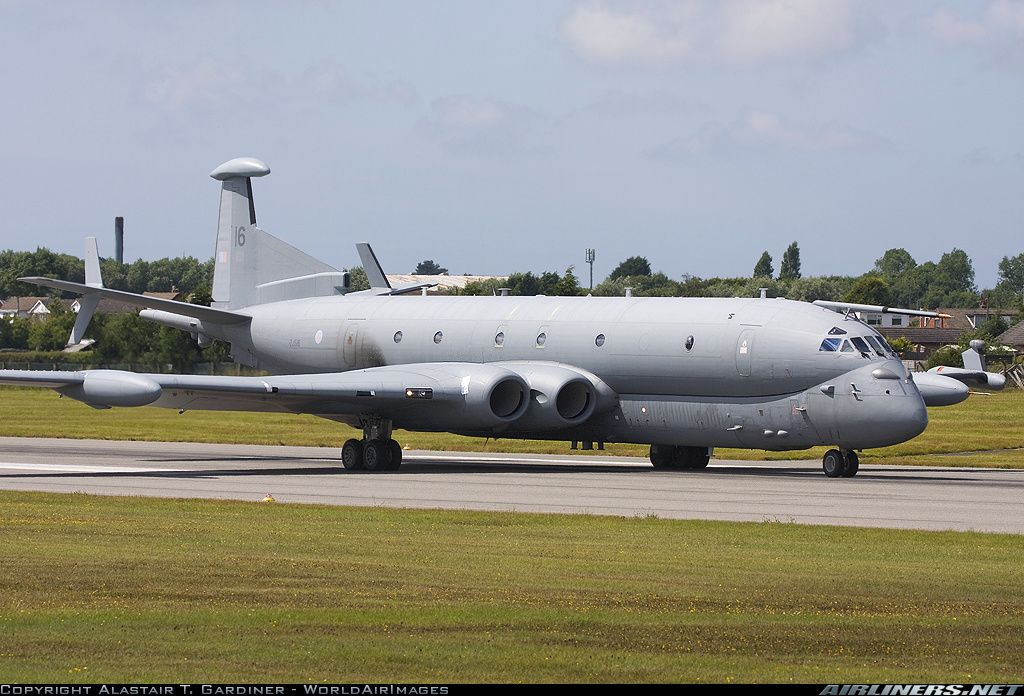 BAE Systems Nimrod MRA4