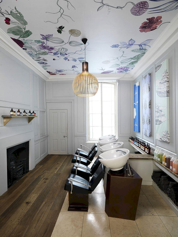 Home Spa Design Ideas: 46+ Best Home Salon Decor Ideas For Private Salon On Your