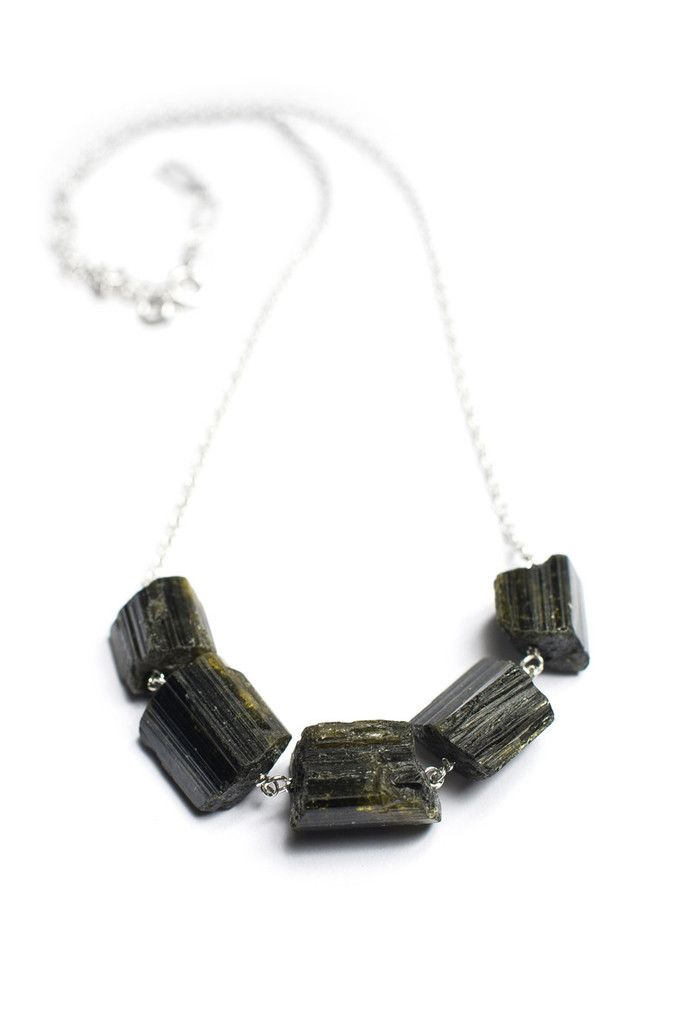 """Raw Nature"" Necklace - Veronica & Harold"