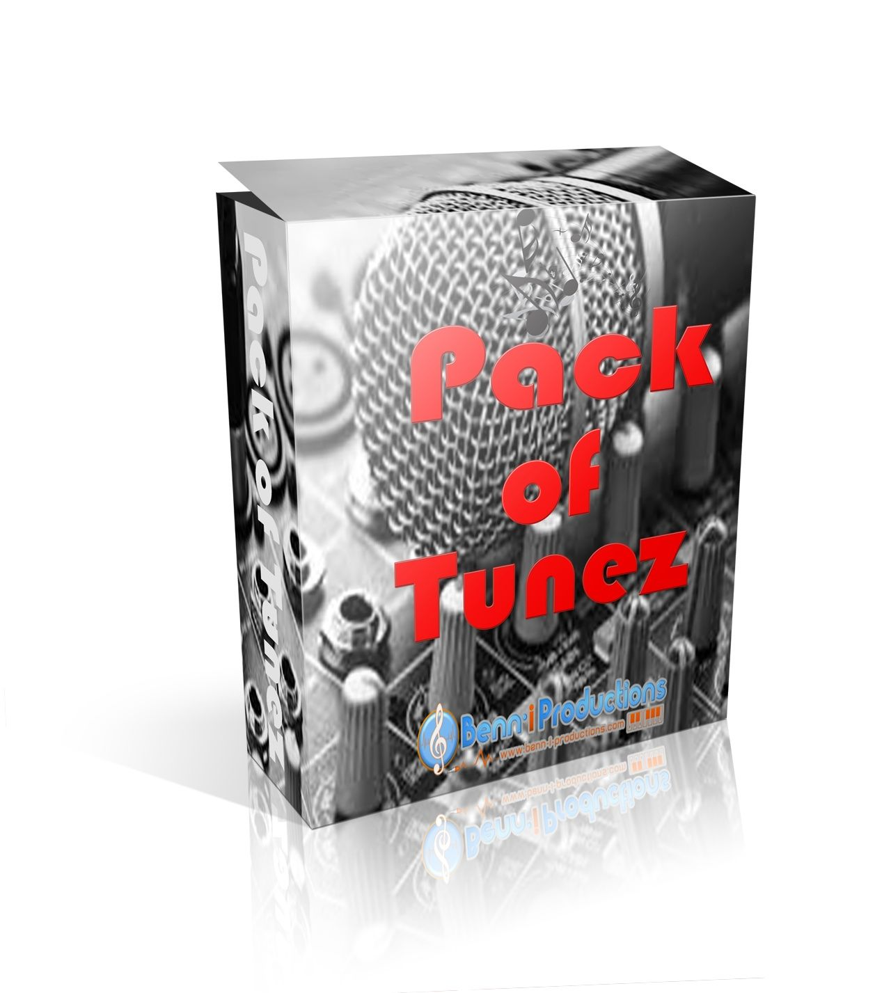 Benni Presents Pack of Tunez Royalty Free audio samples