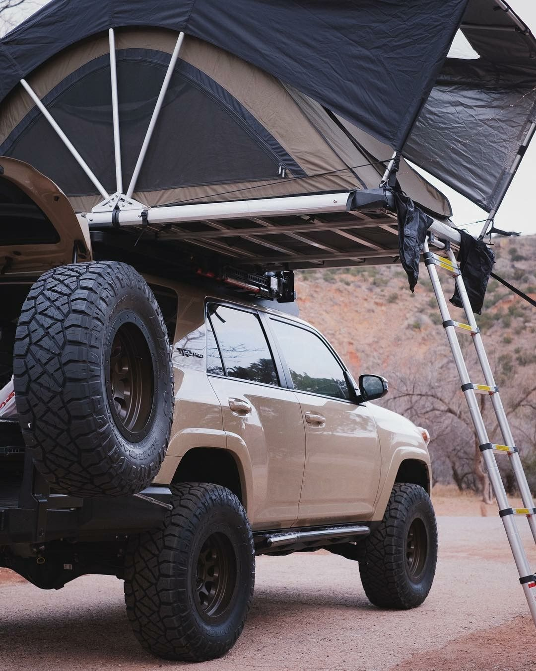 Save by Hermie Overland vehicles, Toyota fj cruiser