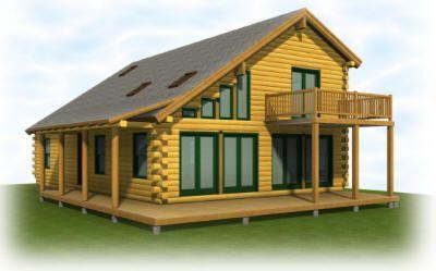 Casas de madera caba as de madera casas prefabricadas - Casas prefabricadas canarias ...