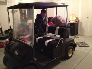 diy golf cart money makeover step by step instructions from fidlers