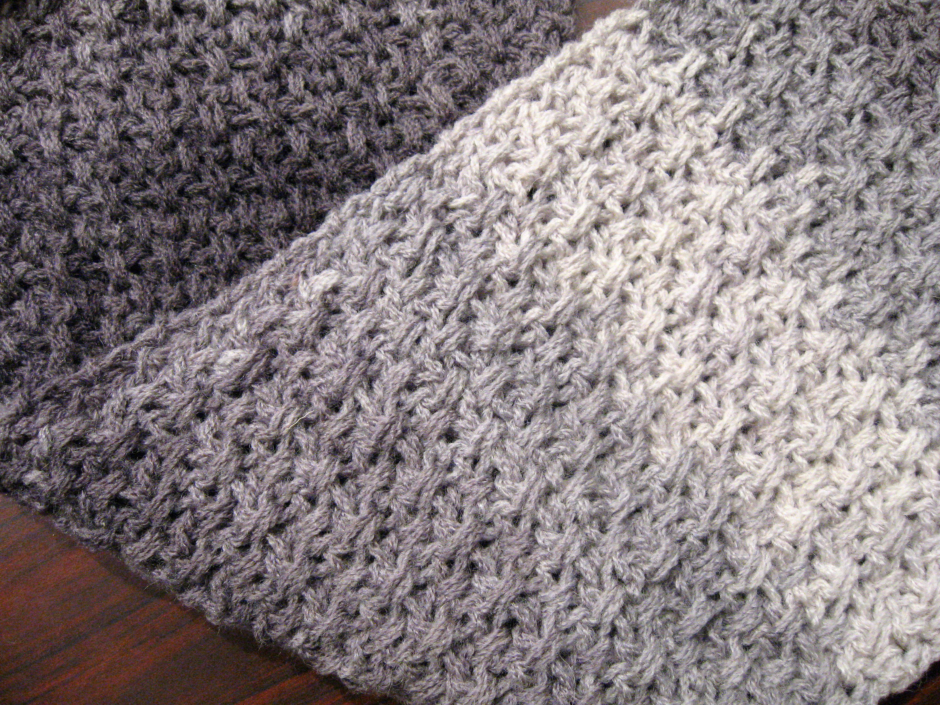 Mesh Stitch Crochet Scarf – Free Crochet Pattern | Crochet ...