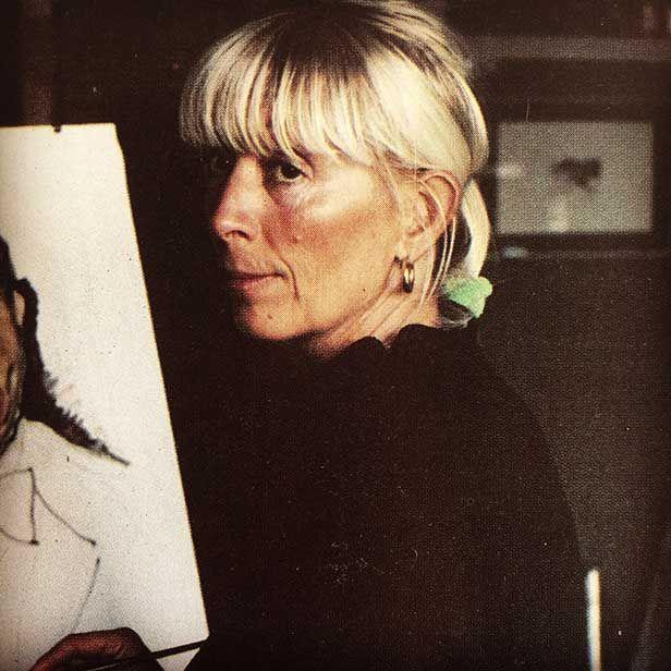 Femminile Naturale, Roma, personale antologica, opere, artista, Grazia Milani, Italia