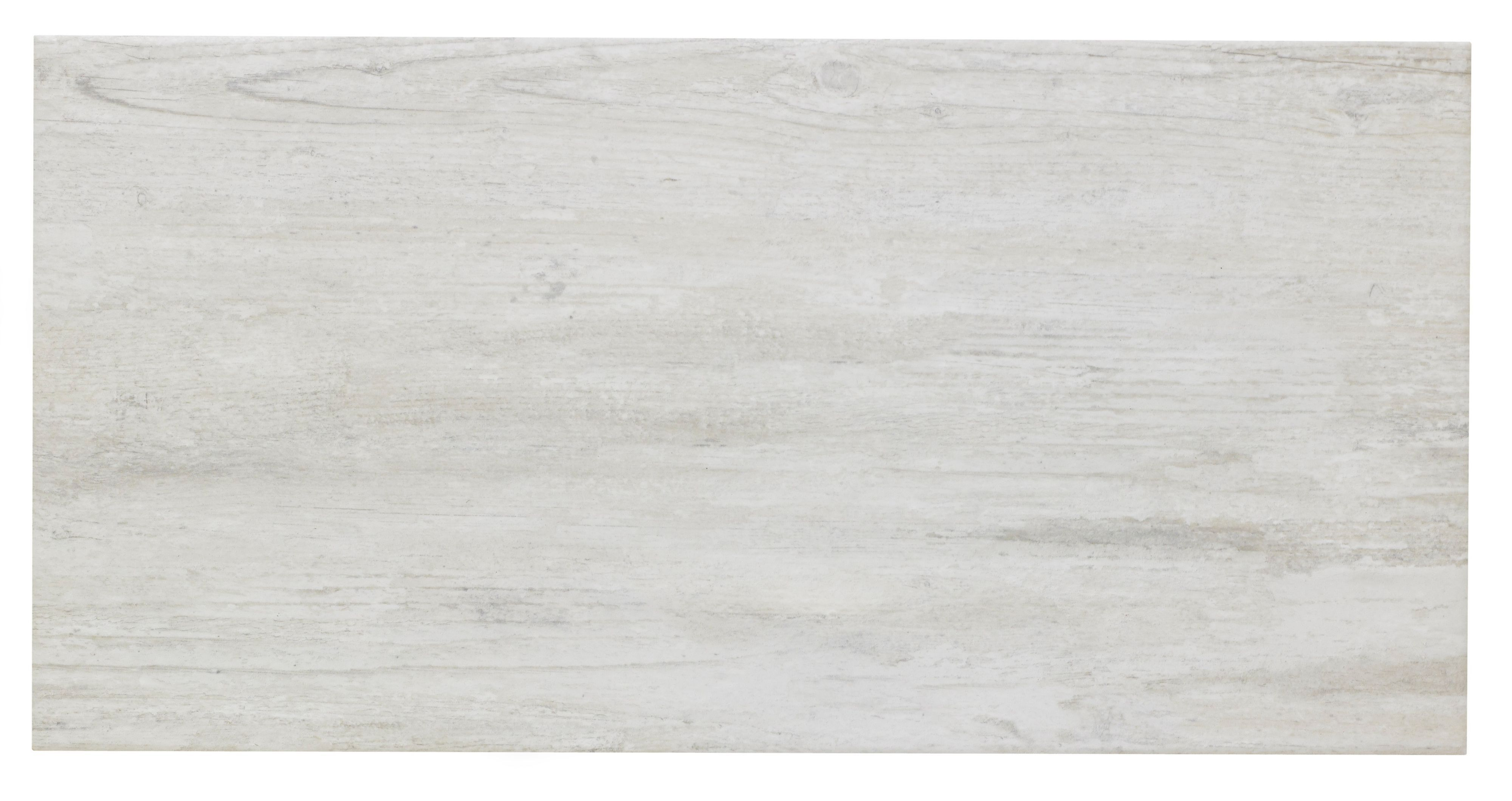Lofthouse Wood Frost Stone Effect Ceramic Tile, Pack of 6, (L)598mm ...