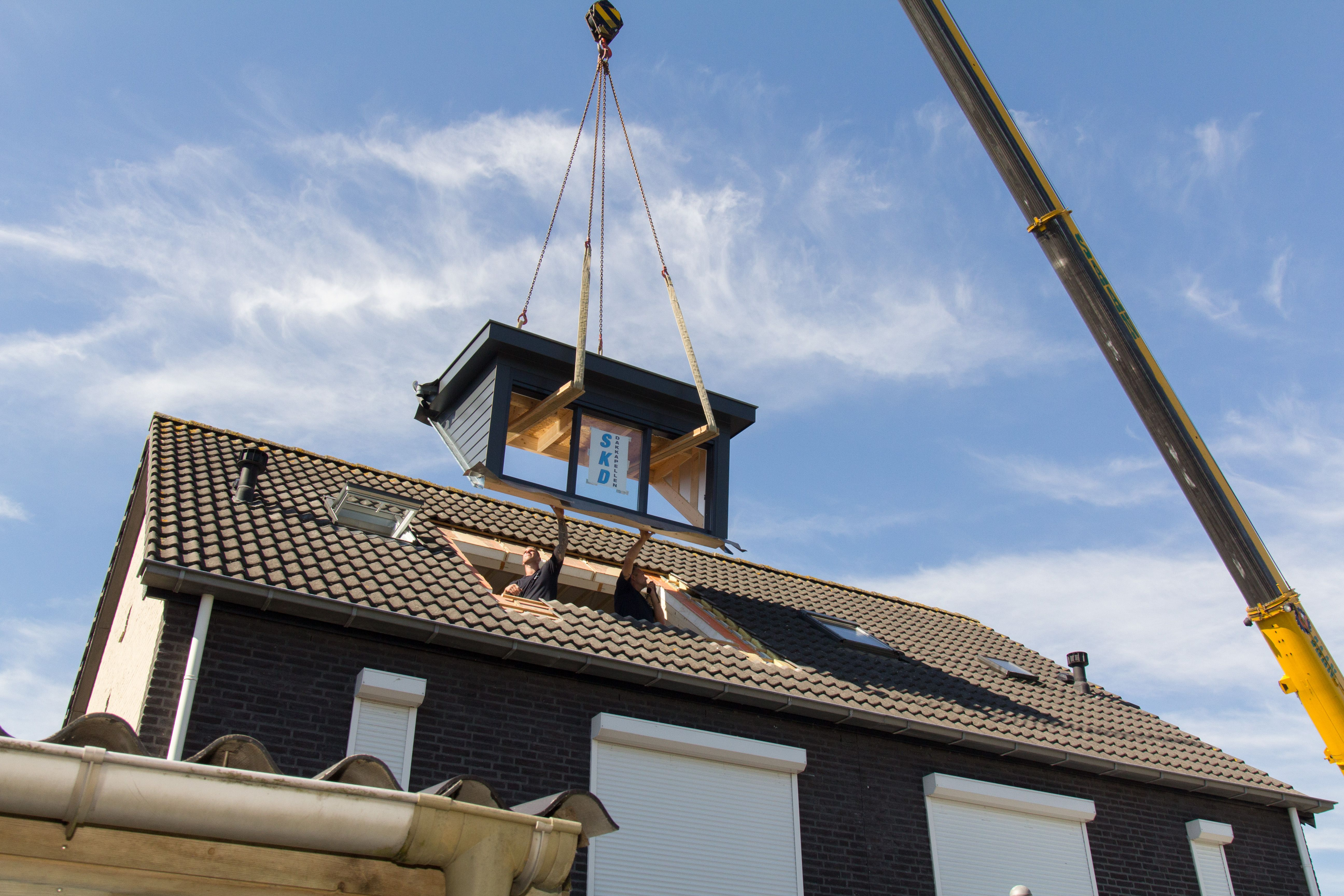 De dakkapellen en kozijnen specialist in Tilburg SKD