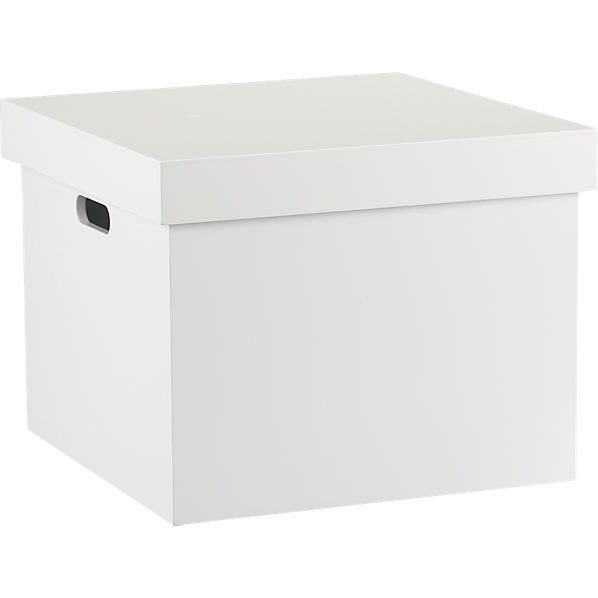 Decorative File Storage Boxes With Lids File Lacquered Box White F13  Future Apartment  Pinterest