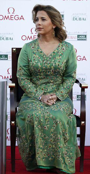 Princess 'paid £1.2bn to bodyguard lover' |Jordanian Princess Haya Bint Al Hussein