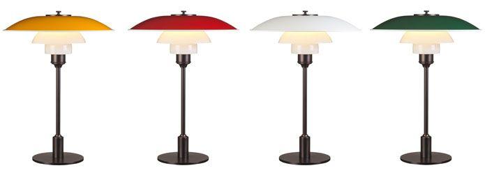 Kjøp PH 3½-2½ bordlampe fra Louis Poulsen i Illums Bolighus - Illums Bolighus Norway