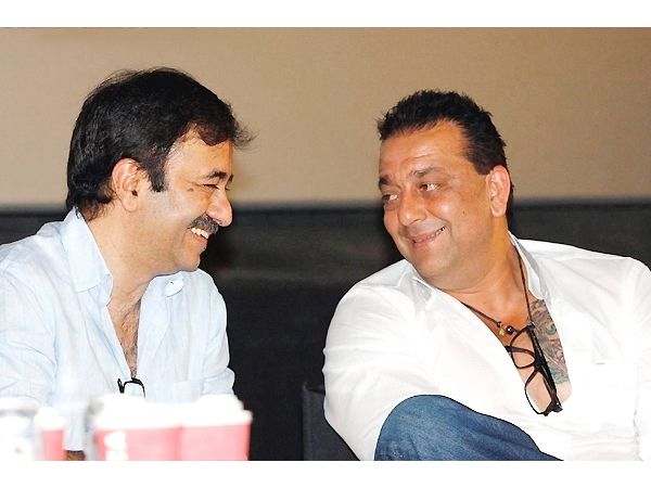 Image result for sanjay dutt with rajkumar hirani