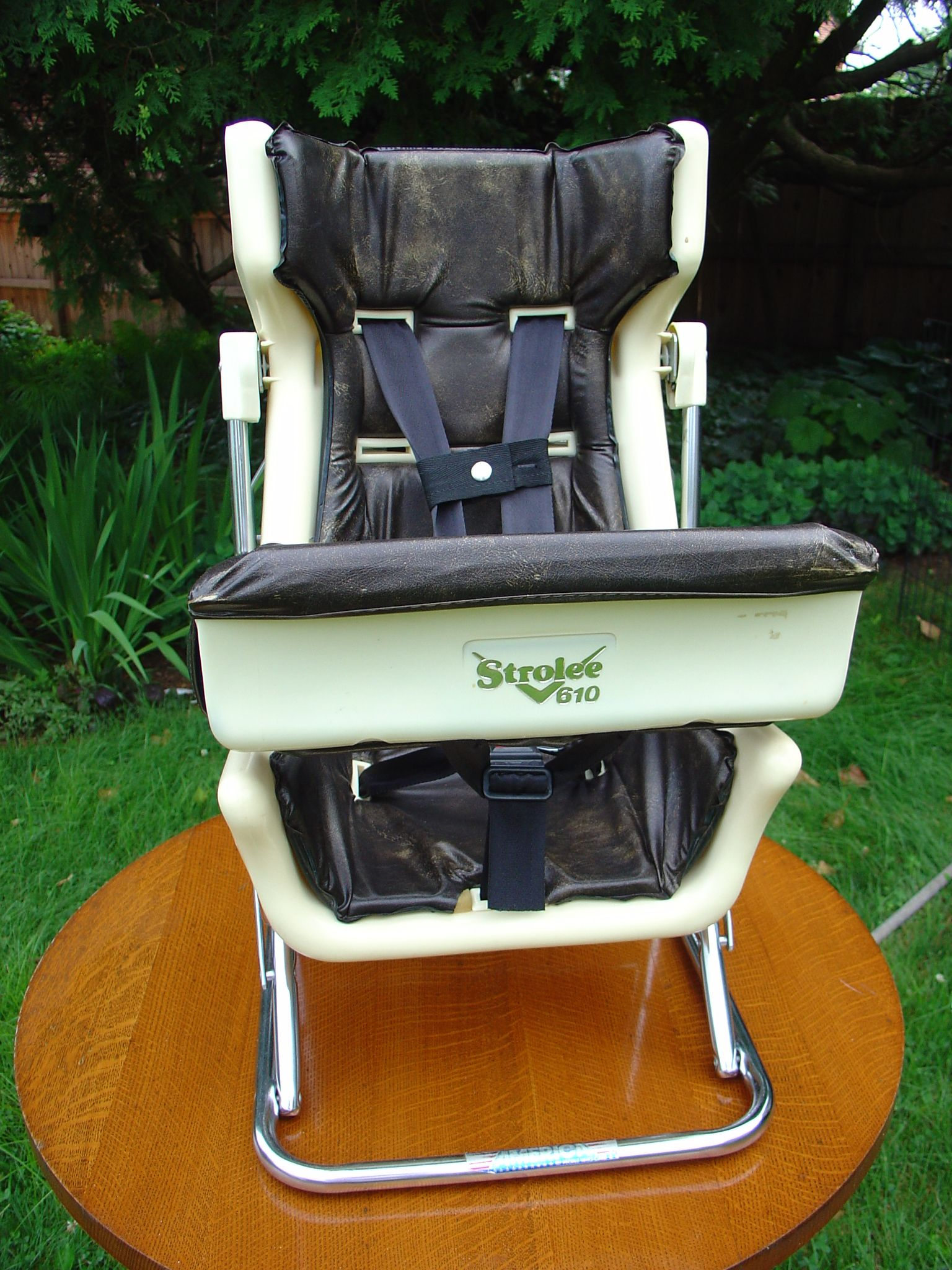 Babies Car Seat Covers Strolee 610 1985 Mint Vintage Baby Gear Baby Car