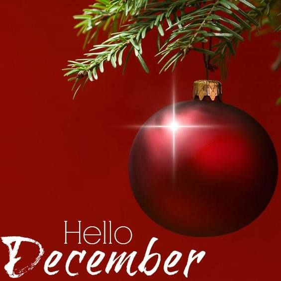 Marvelous Hello December