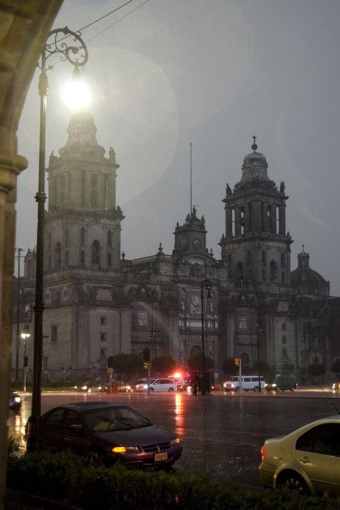 https://flic.kr/p/auYt8a | Catedral Metropolitana | Plaza de la -Mexico City Constitucion Zocalo