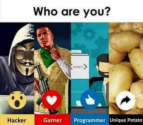 So If I M A Gaming Potato Does That Make Me A Potato