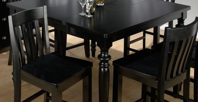 Black Kitchen Table Set Awesome Small Tall Kitchen Table High Top Dining  Set High Top Breakfast