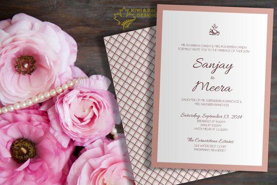 Indian wedding invitation card or suite pankho bridal shower indian wedding invitation card or suite pankho by kiwiandbacon sikh punjabi southindian stopboris Image collections