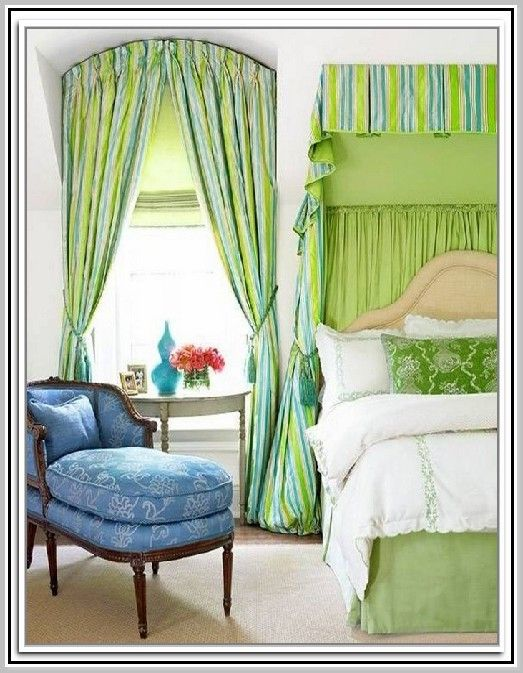 Bendable Curtain Rods For Arched Windows Arched Window