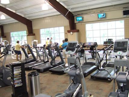 State of the art inclusive fitness center with personalize