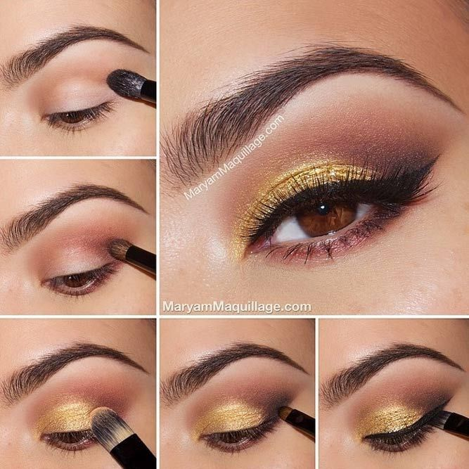 chic eye makeup ideas for prom see more http glaminati com eye