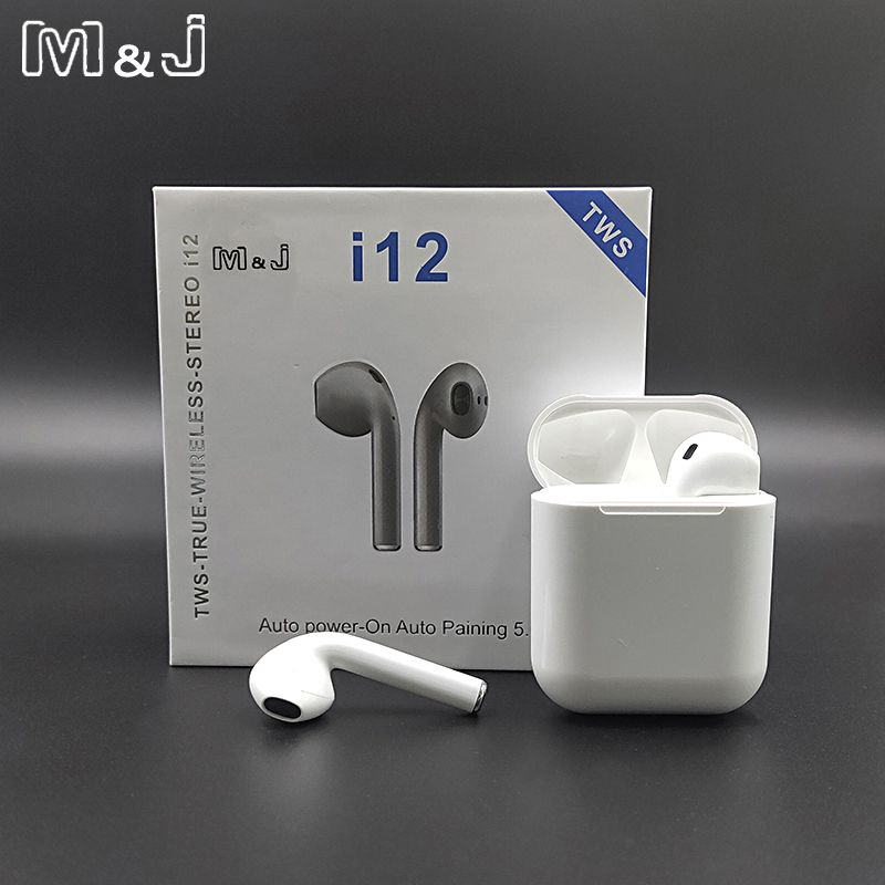 TWS Auriculares in Ear inalámbricos Bluetooth para iPhone