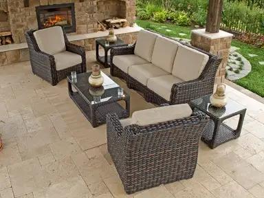 Outdoor Furniture Conversation - Chair King - Houston, TX ...