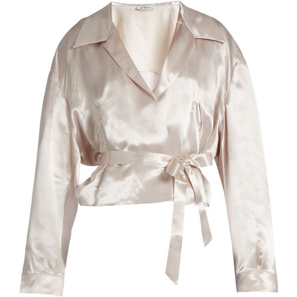 SHIRTS - Blouses Attico Quality For Sale Free Shipping Cheap Sale Deals 4OLUF