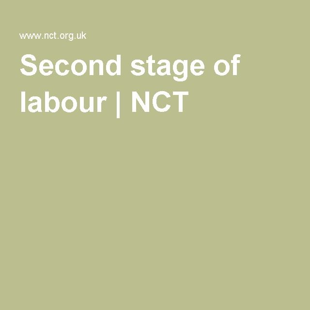 Second Stage Of Labour: How And When To Push