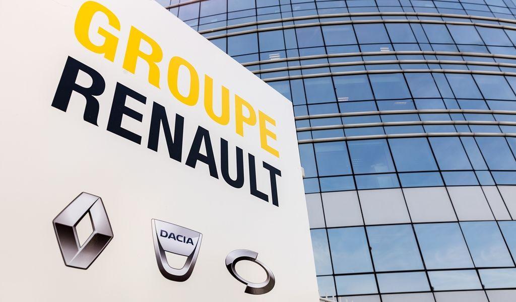"""Renault, Silikon Vadisi ve Tel Aviv'den sonra """"Le Square"""" adını verdiği inovasyon laboratuvarını Paris'te açtı."""