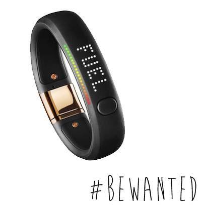 Cette semaine on rêve du Fuel Band de Nike ! Et vous ?