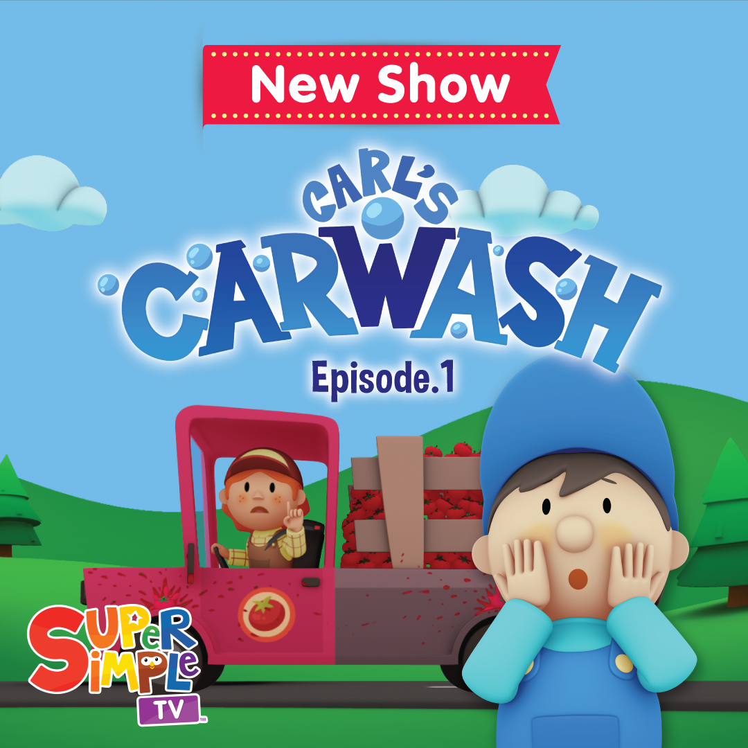 Welcome To Carl S Car Wash Super Simple Car Wash New Shows Wash