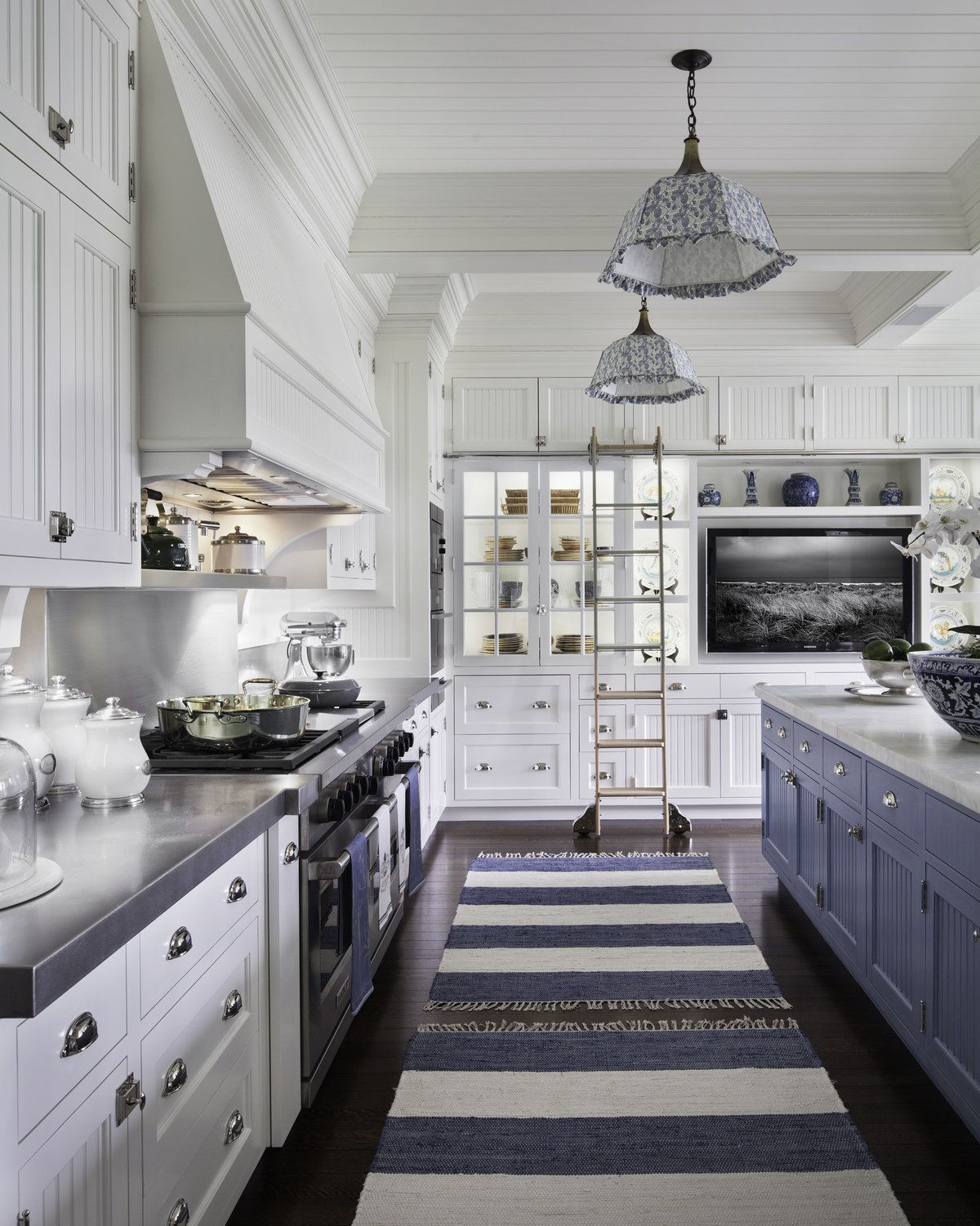 Alexa Hampton - Long Island House | Coastal inspired ...