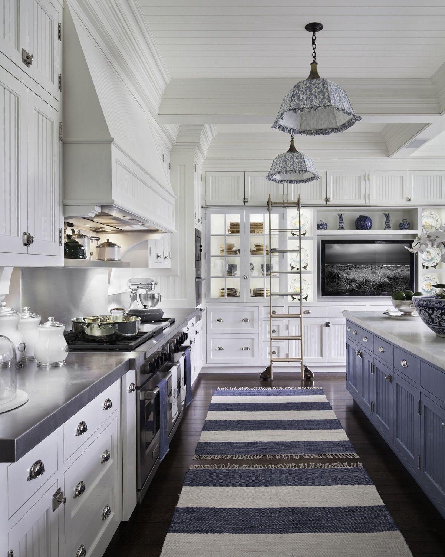 Alexa Hampton Long Island House Coastal inspired
