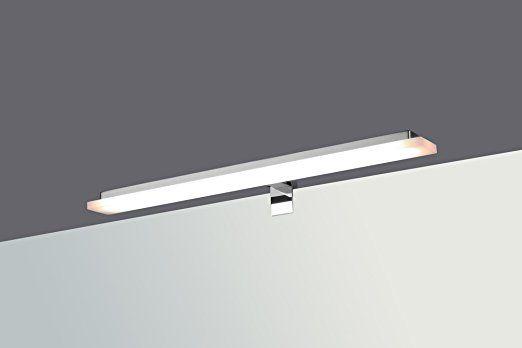 Lampe Pince Led Lampe Applique Miroir Salle De Bain Blanc Chaud Montage En Saillie Blanc Neutre Gera Miroir De Salle De Bain Salle De Bain Miroir Salle De Bain