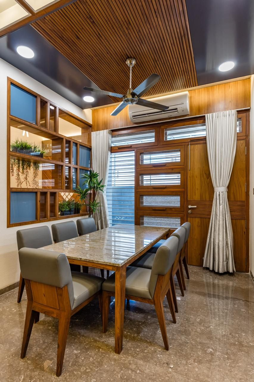 Small Settings Dining Room Contemporary Dining Room Ceiling Dining Room Accents