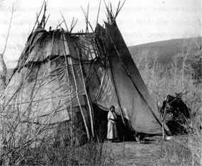 paiute indians - don't look quite like this but still living